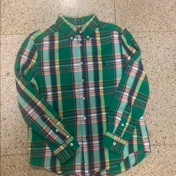Polo by Ralph Lauren Other - Polo boys flannel button down